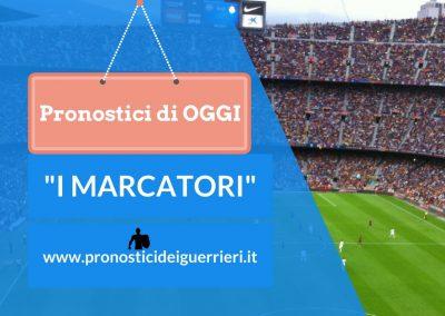 Serie A: Scommessa Multipla sui Marcatori (17 e 18-12-2016)