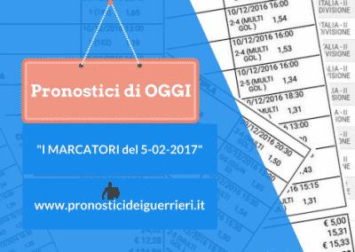 """Serie """"A"""": La MULTIPLA sui Marcatori del 5-02-2017"""