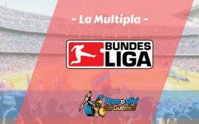 Pronostici Bundesliga 4^ Giornata: La Multipla del 22 e 23 Settembre 2018