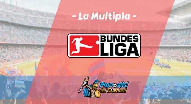 Pronostici Bundesliga 3^ Giornata: La Multipla del 15 e 16 Settembre 2018