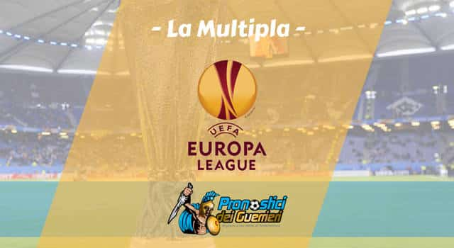 Pronostici Europa League 4 Ottobre 2018: La Multipla dei Guerrieri