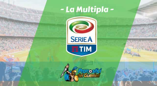 """Pronostici """"Serie A"""" 32^ Giornata: La Multipla del 15 Aprile 2018"""