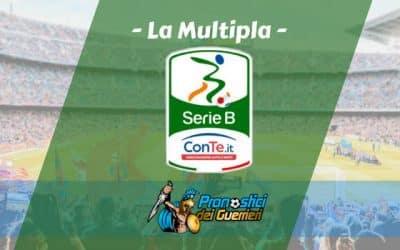 Pronostici Serie B 4^ Giornata: La Multipla del 22 e 23 Settembre 2018