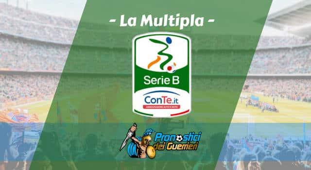 Pronostici Serie B: Scommessa Multipla 26^ Giornata (17-18 febbraio 2018)