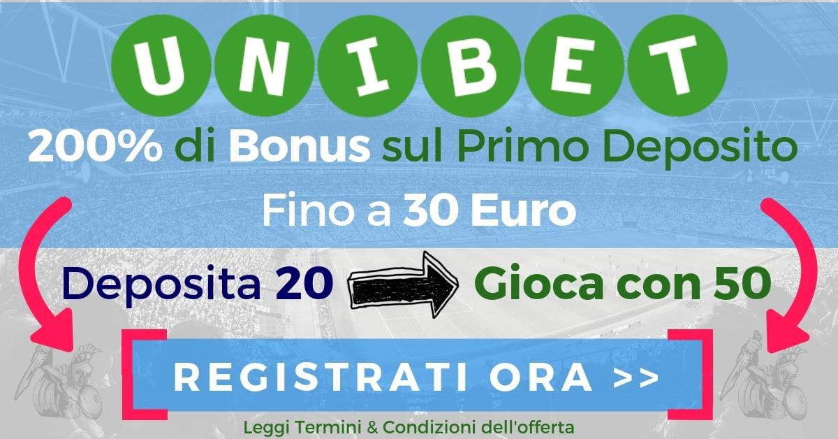banner bonus scommesse unibet