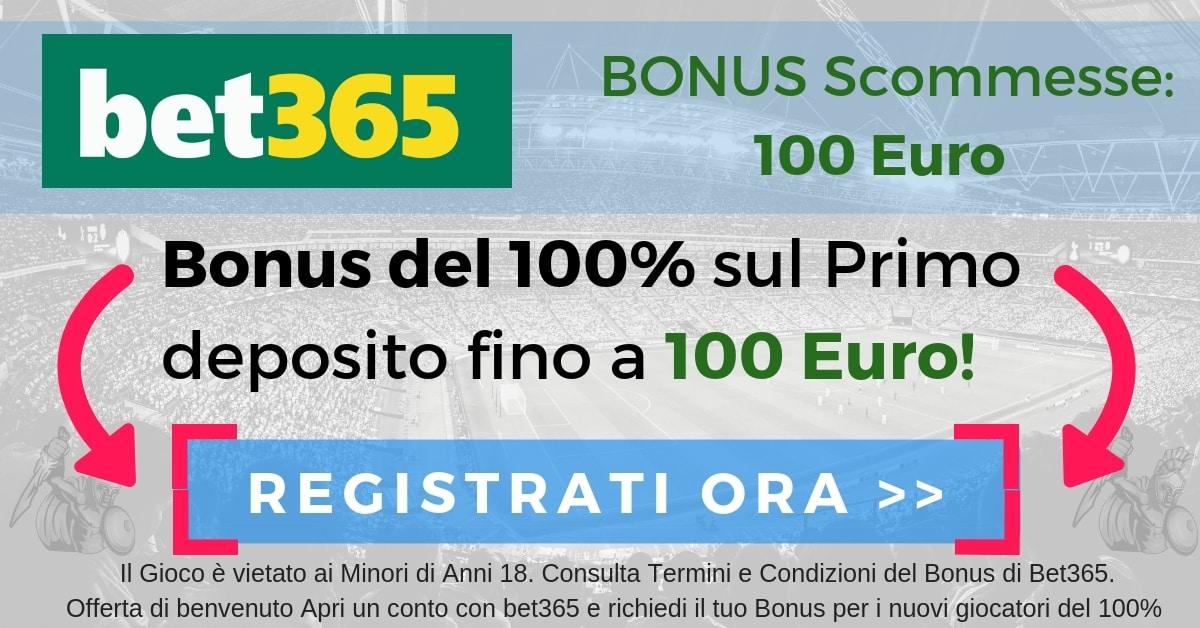 banner bonus bet365