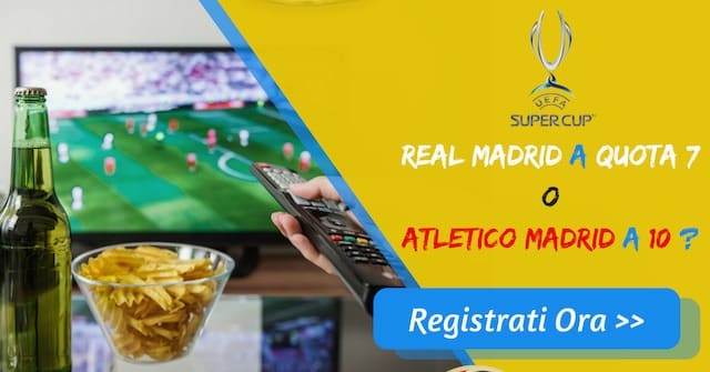 bonus uefa super cup real madrid atletico 15 agosto 2018