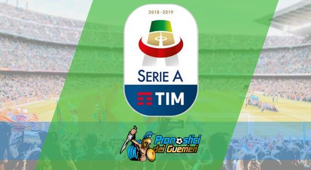 Pronostici Serie A 12^ Giornata: La Multipla del 10 e 11 Novembre 2018