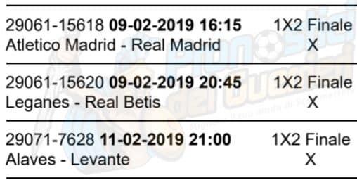 pronostici liga 23 giornata 9 10 11 febbraio 2019