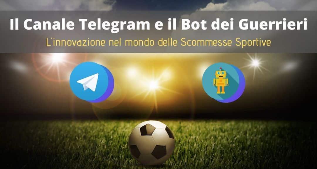 canale telegram bot scommesse