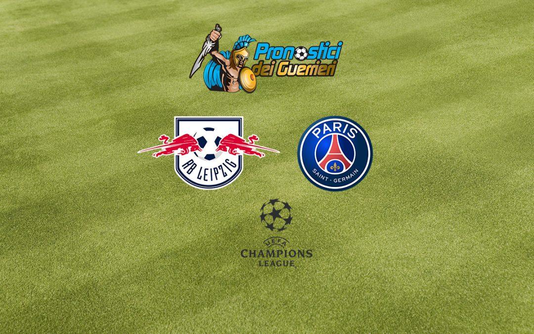 Pronostici Semifinali Champions League: Lipsia-Paris SG (18.08.2020)
