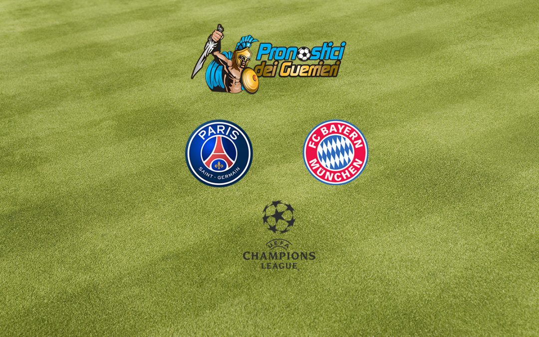 Pronostici finale Champions League 2020: PSG – Bayern Monaco