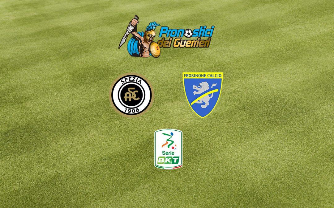 Spezia-Frosinone: Pronostico Finale Playoff Serie B (20 Agosto 2020)
