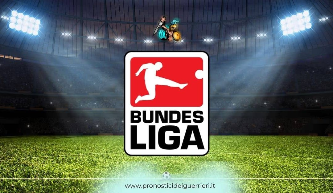 Pronostici Bundesliga 2^ Giornata: Multipla del 26 e 27 Settembre
