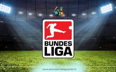 Pronostici Bundesliga 9^ Giornata: Multipla del 28 e 29 Novembre