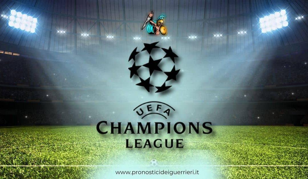 Pronostici Champions League: La Multipla del 9 Dicembre