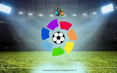 Pronostici Liga 36^ Giornata: la Multipla del 12 e 13 Maggio 2021