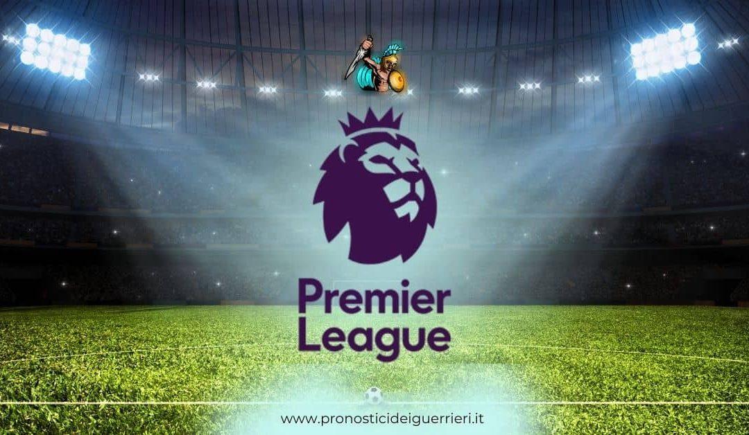 Pronostici Premier League 5^ Giornata: Multipla del 17 e 18 Ottobre