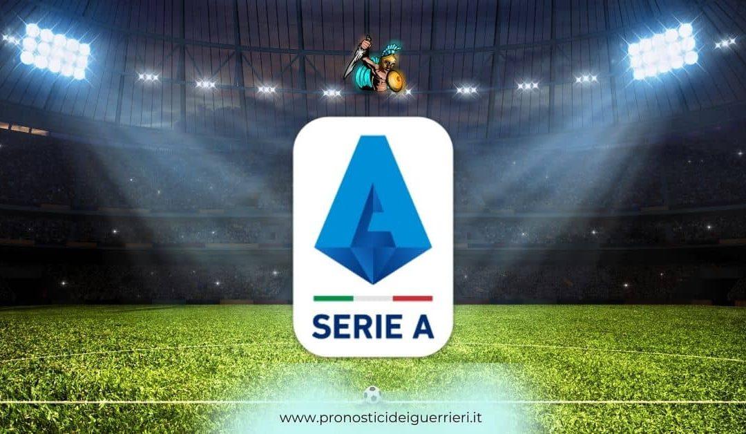 Pronostici Serie A 2^ Giornata: La Multipla del 26 e 27 Settembre