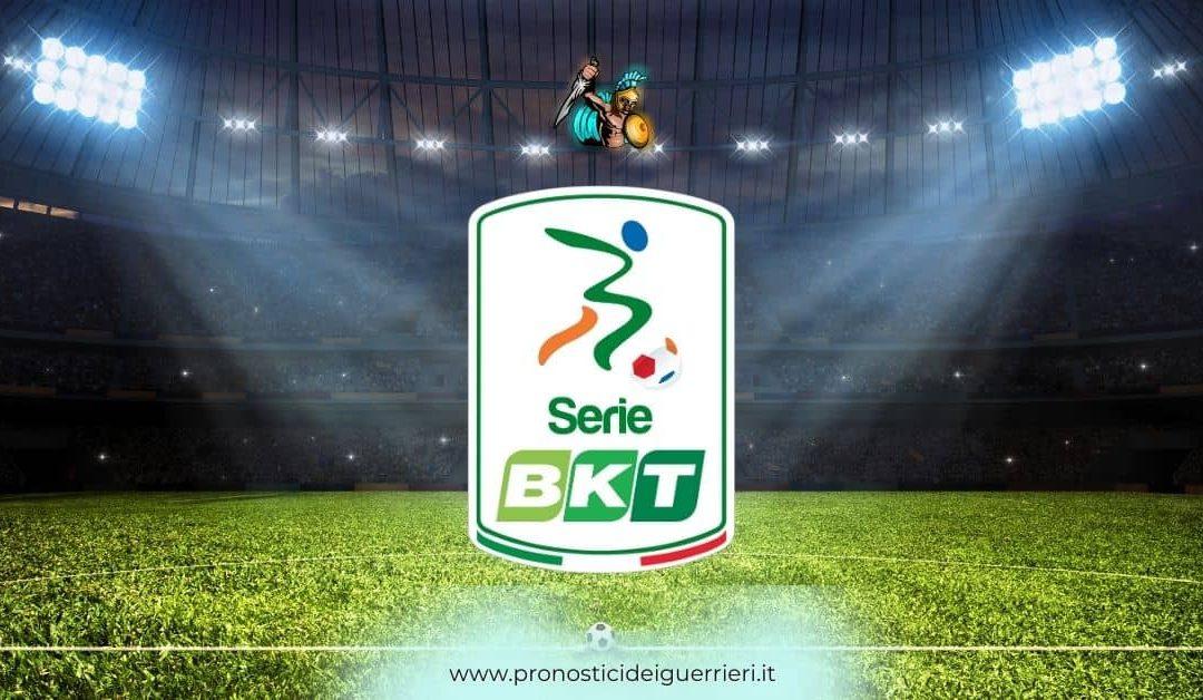 Pronostici Serie B 28^ Giornata: Multipla del 13 Marzo 2021
