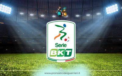 Pronostici Serie B 9^ Giornata: Multipla del 28-30 Novembre