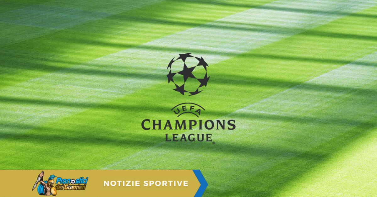 champions league 2020 21 oggi il sorteggio dei gironi le fasce champions league 2020 21 oggi il
