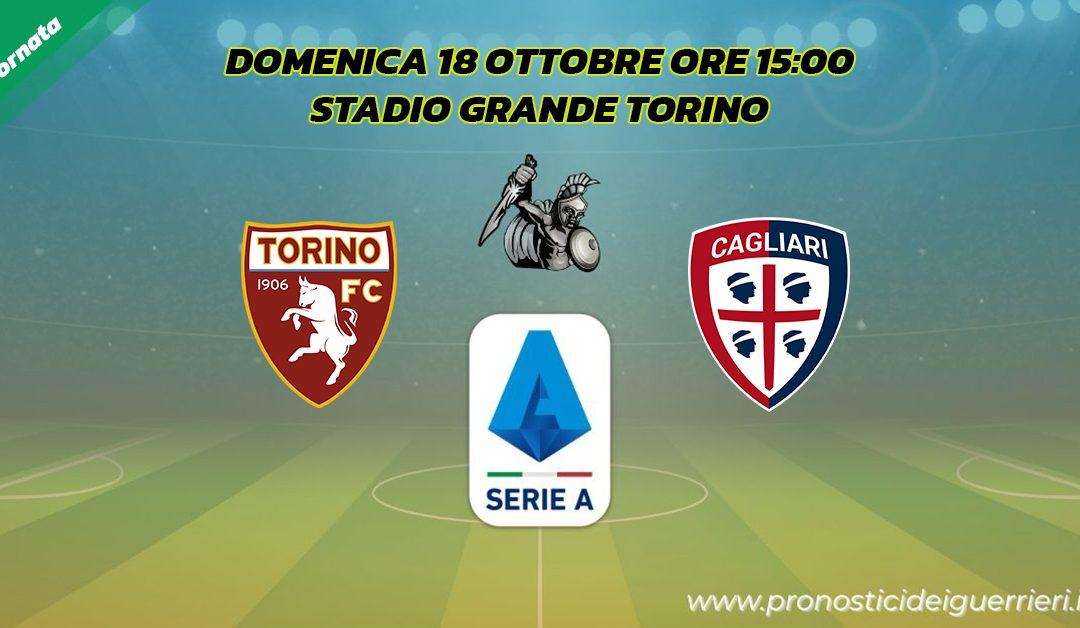Torino-Cagliari: Pronostico 4^ Giornata Serie A (18 Ottobre 2020)