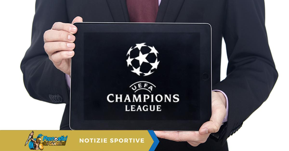 champions league 1 giornata 2020 21 programmazione tv streaming