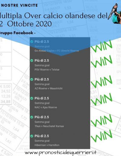 multipla over vincente del 2 ottobre 2020 gruppo facebook