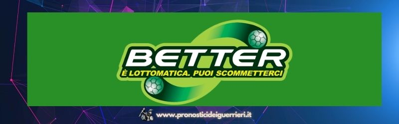 bonus scommesse better lottomatica
