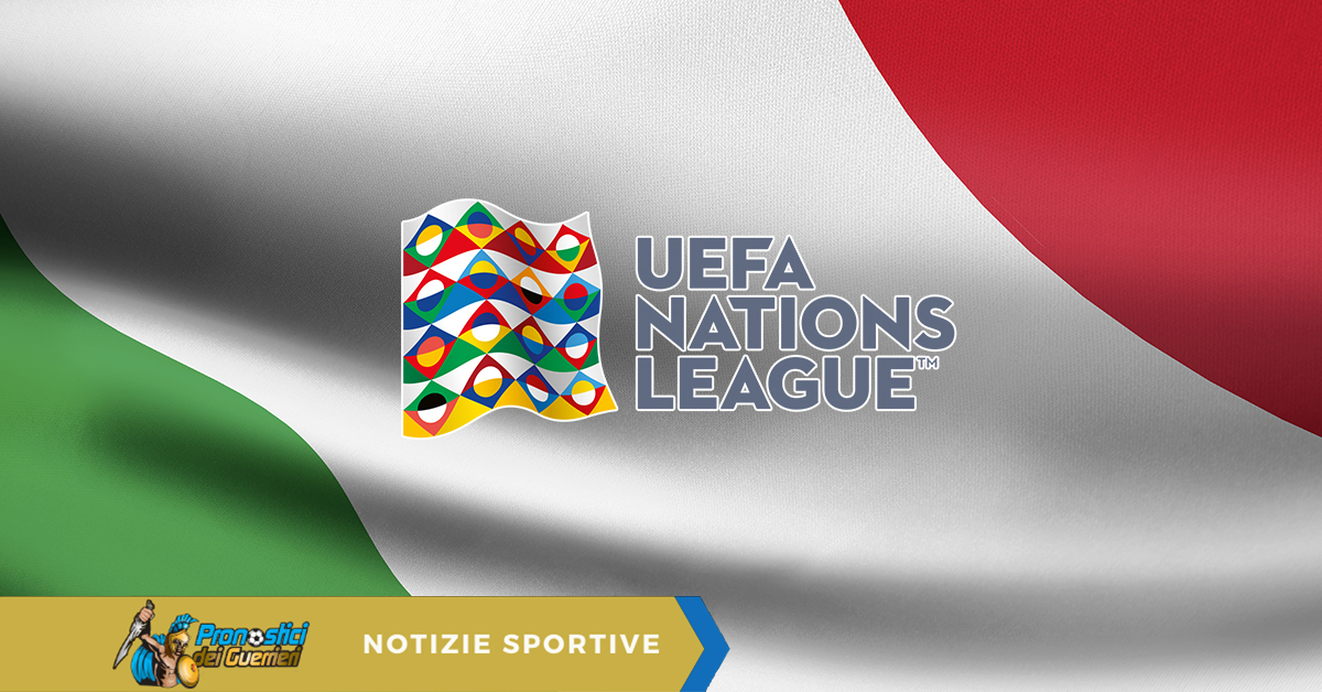 nations league italia final four combinazioni