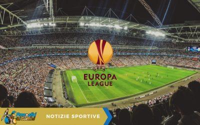 Europa League, sorteggiati gli ottavi di finale: sfide dure per Milan e Roma