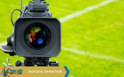 Serie A, 25ª giornata: la programmazione tv e streaming