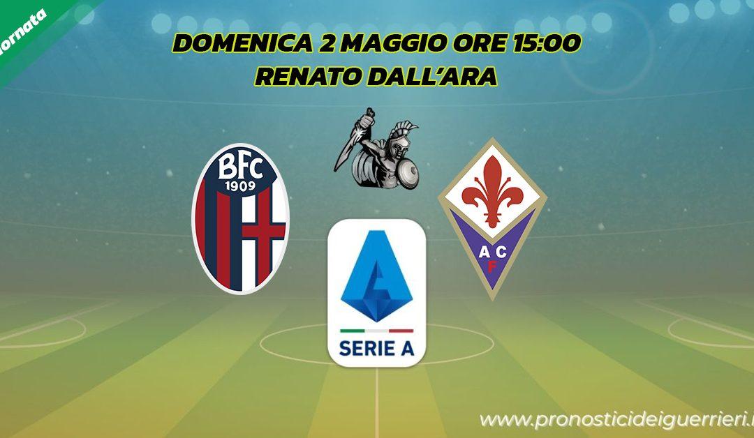 Bologna-Fiorentina: Pronostico 34^ Giornata Serie A (2 Maggio 2021)