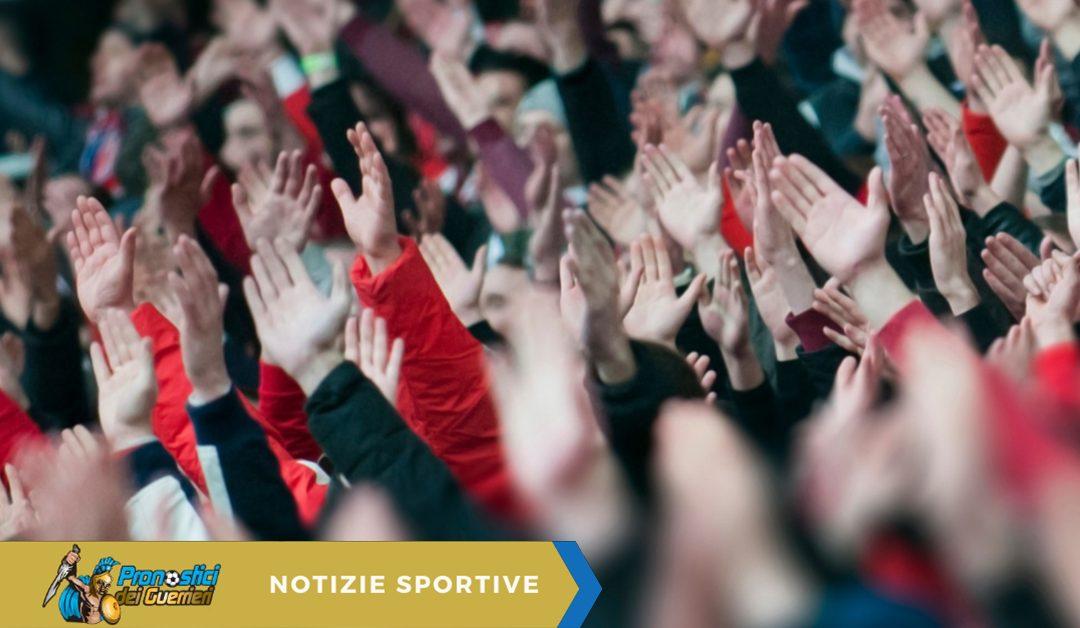 """""""Pubblico al 25% per le ultime del campionato"""": la speranza di Dal Pino"""