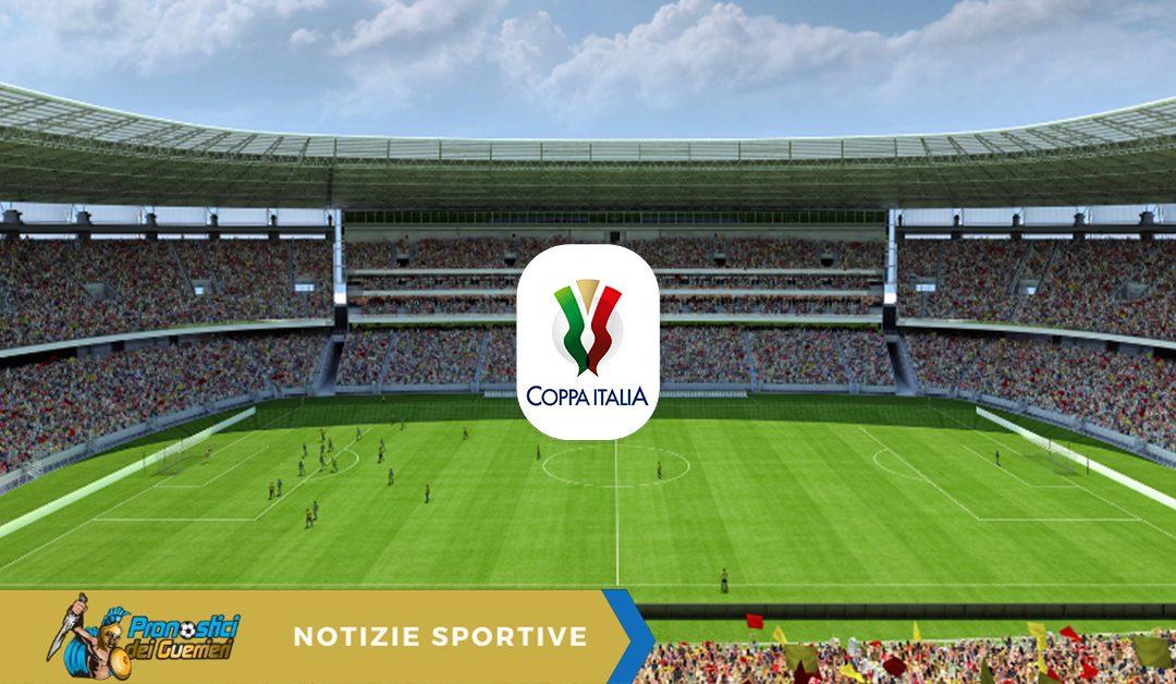 Coppa Italia, cambia il regolamento: escluse le squadre di Serie C