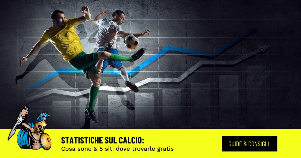Statistiche sul calcio