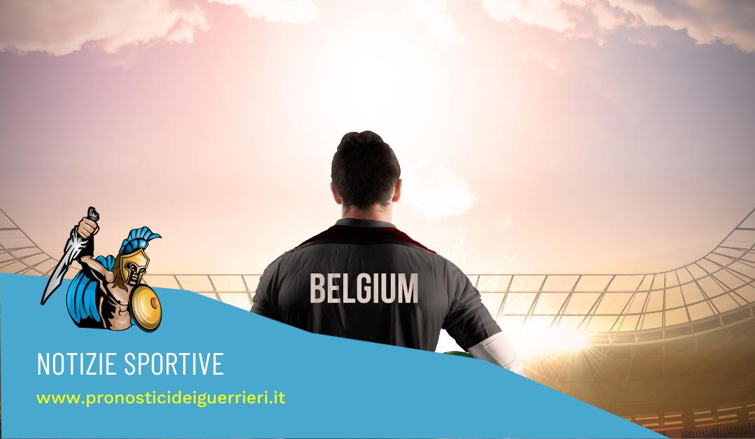 """Verso Belgio-Italia, Martinez: """"Europeo di De Bruyne e Hazard non è finito"""""""