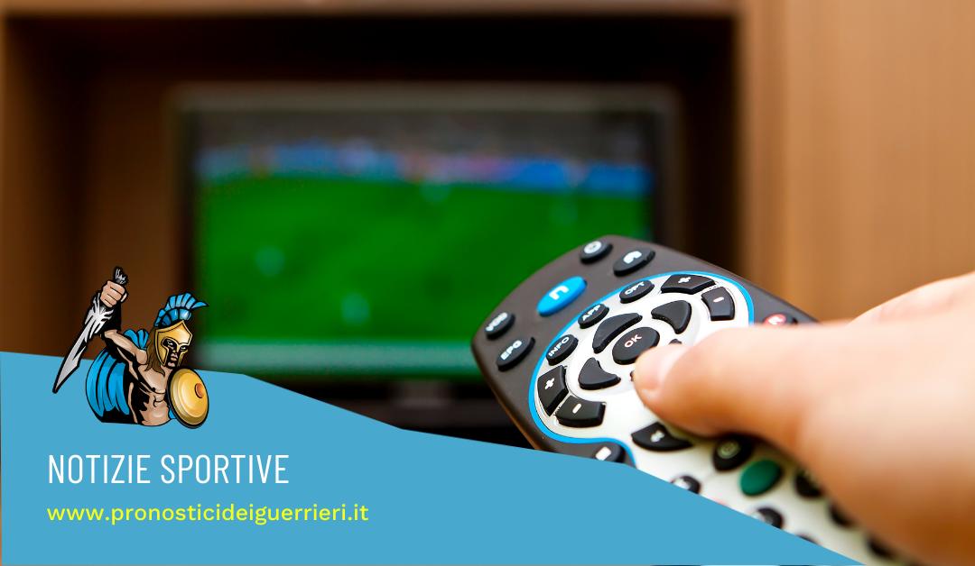 Diritti tv: Coppa Italia e Supercoppa su Mediaset dalla prossima stagione
