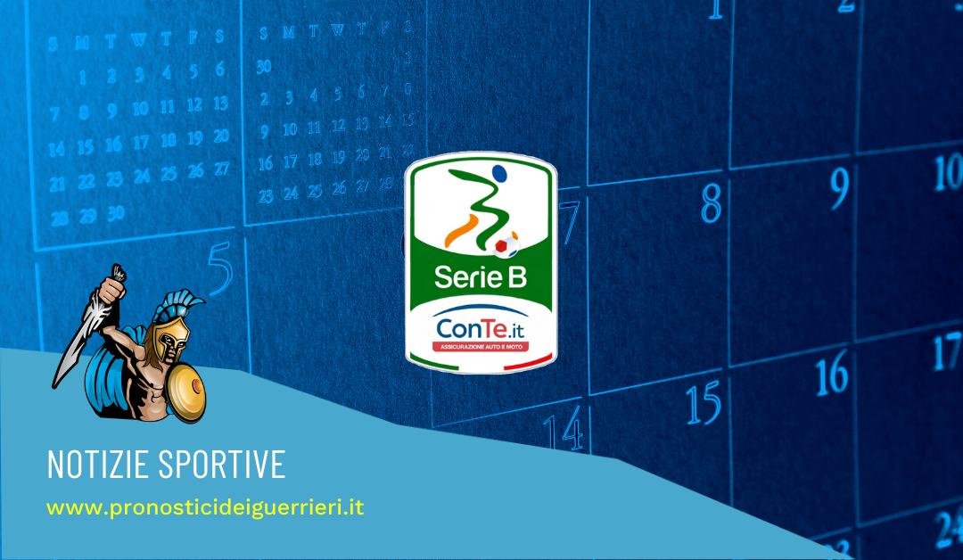 Serie B: ufficializzato il calendario della stagione 2021-22