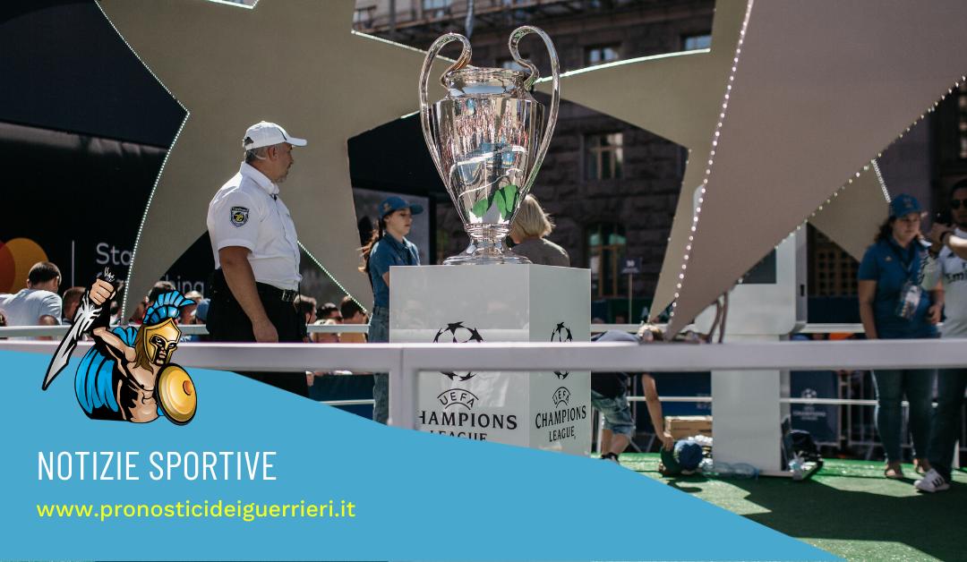 Champions League: Amazon, Sky o Mediaset? Scopri la programmazione