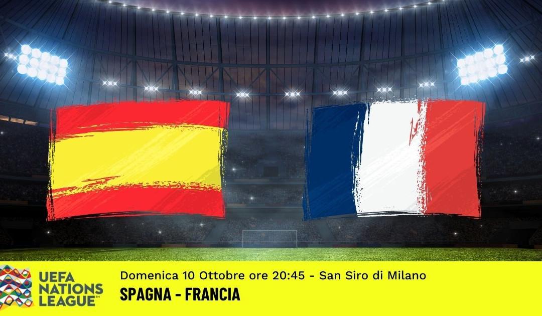Finale Nations League: Pronostico Spagna-Francia (10 Ottobre 2021)